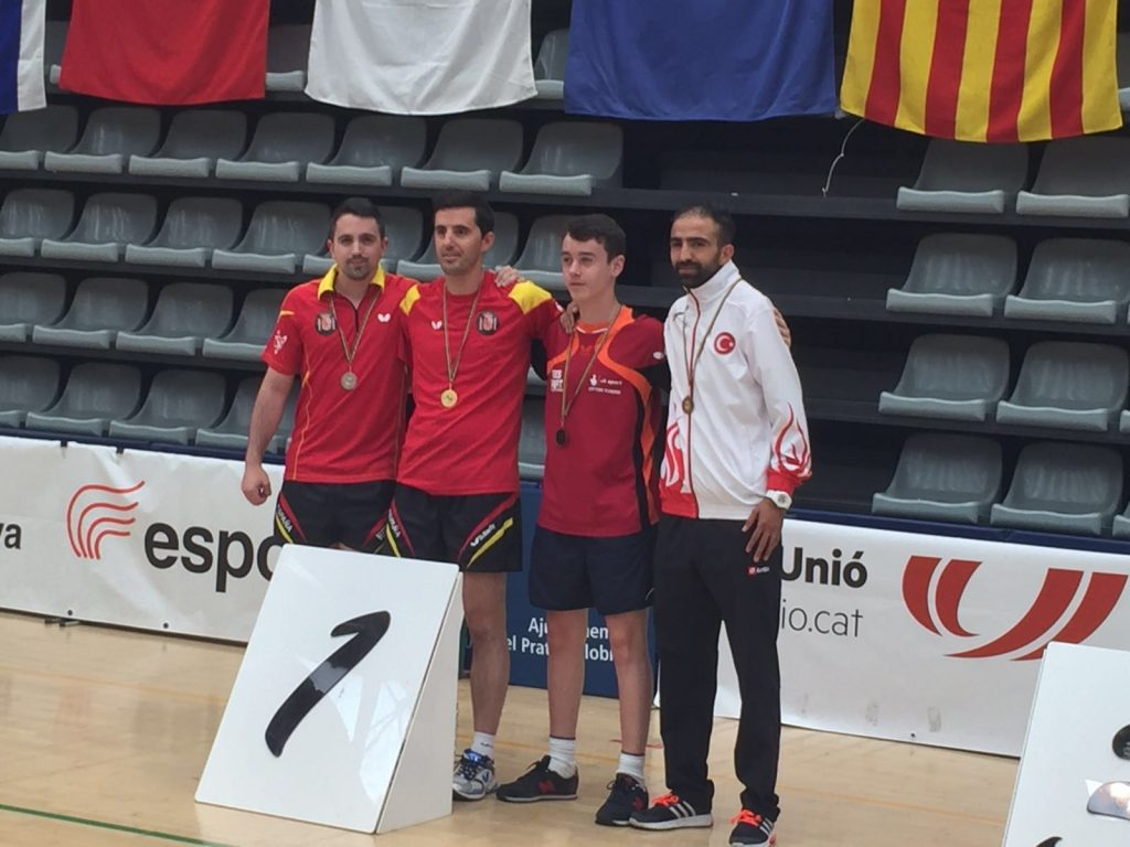 Oro y plata en Barcelona